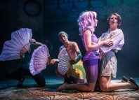 Scene from Little Mermaid at the Egg, Bath. Photo: Nick Spratling