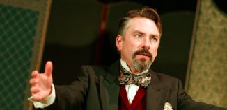John O'Connor in A Christmas Carol at Brighton Pavilion Theatre