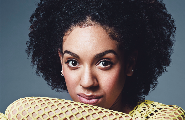 Pearl Mackie. Photo: Rachell Smith