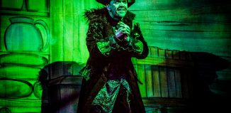 Todd Carty in Dick Whittington and His Cat at Devonshire Park Theatre, Eastbourne. Photo: Robert Workman