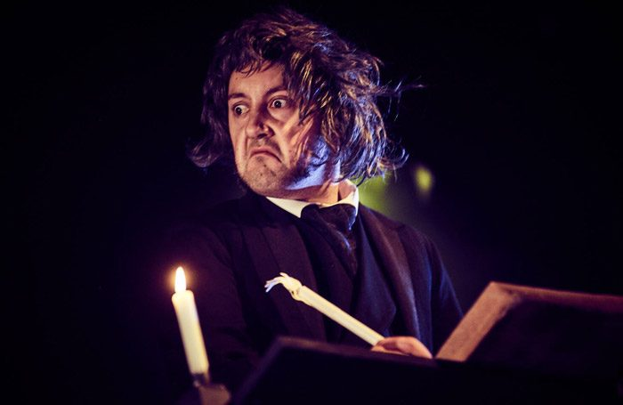 La Navet Bete's A Christmas Carol at Athenaeum Theatre, Plymouth