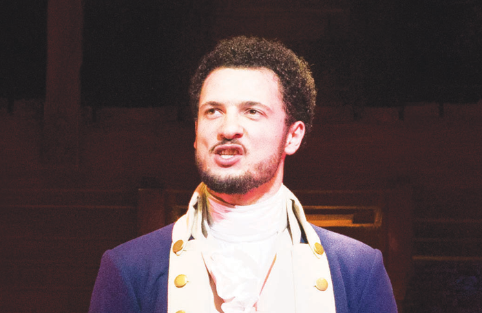 Hamilton At Victoria Palace Theatre London Review Round