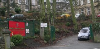 Bingley Grammar School, which is offering music GCSE for £5 per week