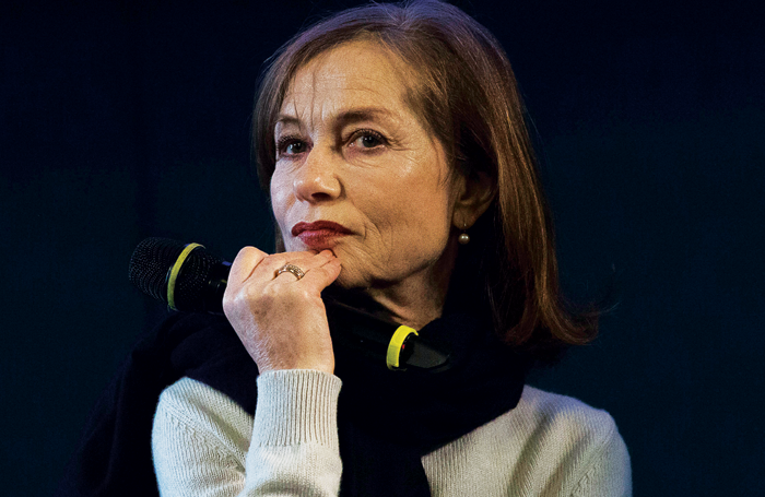 Isabelle Huppert. Photo: Franco Bonfiglio