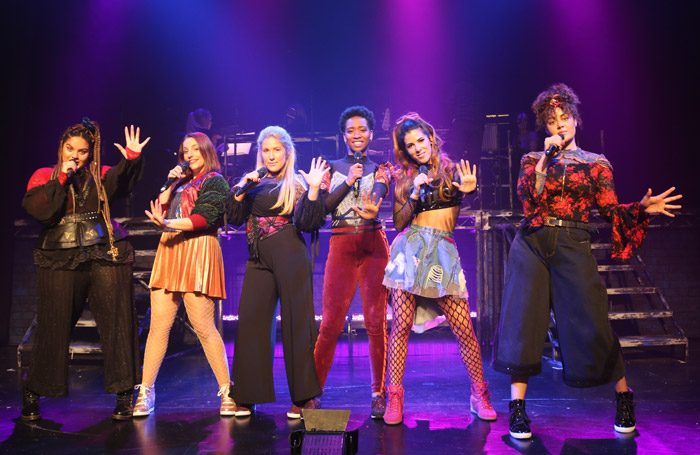 Six review at Arts Theatre, London – 'raw talent and powerful voices'