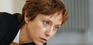 Lia Williams in rehearsal for Mary Stuart. Photo: Manuel Harlan