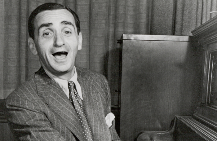 Dedicated website to irving berlin launched in anniversary for Whos perfect berlin