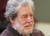 John Barton in 2005. Photo: Pascal Molliere/RSC
