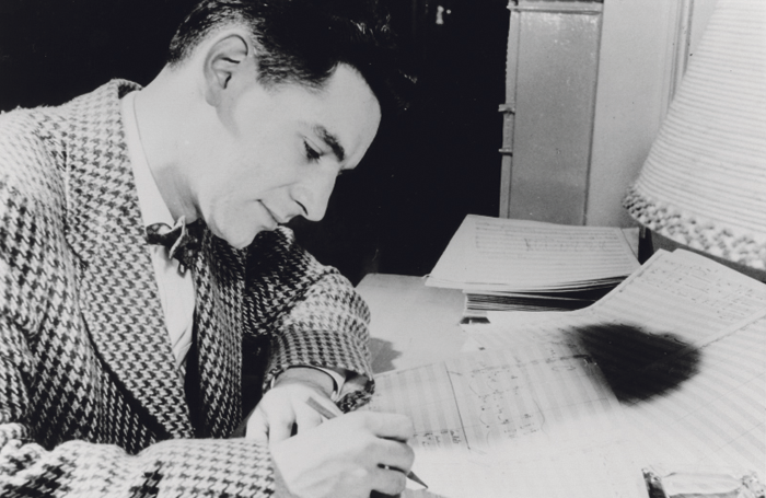 Leonard Bernstein. Photo: Leonard Bernstein Office, Inc