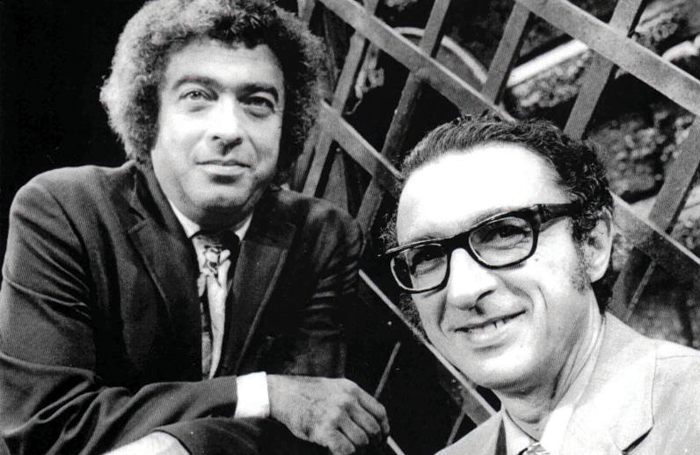 Jerry Bock and Sheldon Harnick