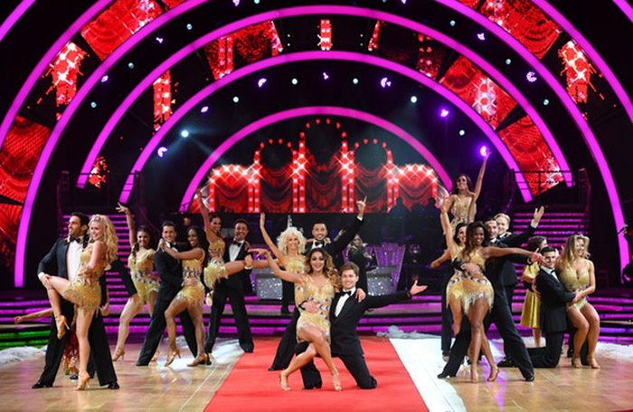Strictly Come Dancing: The Live Tour review at Arena Birmingham. Photo: Christopher Furlong