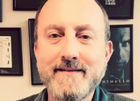 Casting director Andy Pryor