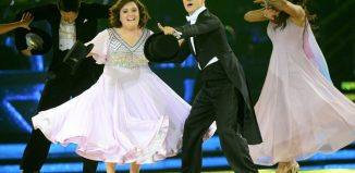 Susan Calman in Strictly Come Dancing: The Live Tour. Photo: Dave Hogan/Getty Images