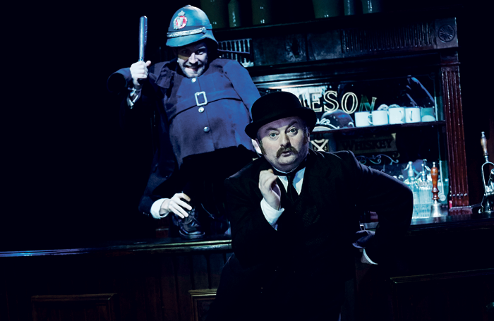 Abbey Theatre's staging of Ulysses at the Dublin Festival. Photo: Ros Kavanagh
