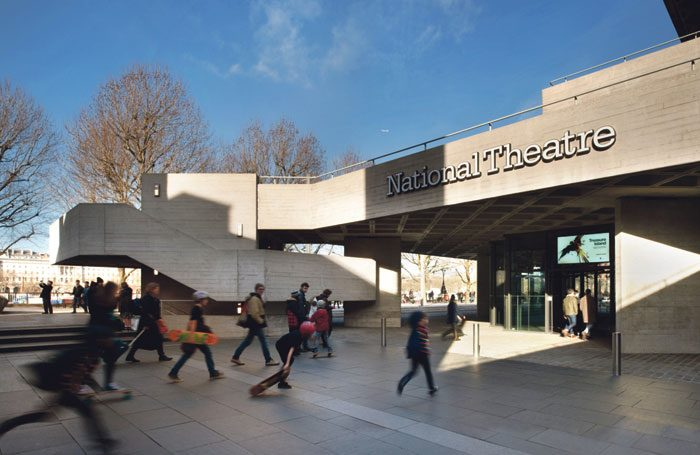 National Theatre. Photo: Philip Vile