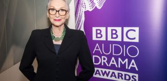 Sian Phillips at the BBC Audio Drama Awards 2018. Photo: BBC