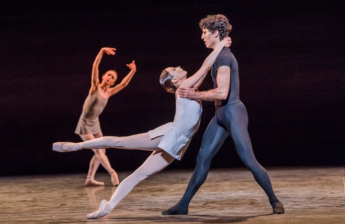 English National Ballet's Song of the Earth. Photo: Tristram Kenton