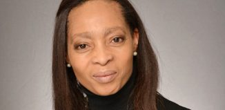Margaret Casely-Hayford, who will become chair of Shakespeare's Globe