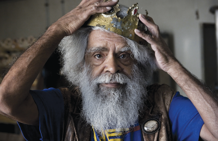 Jack Charles V the Crown. Photo: Bindi Cole