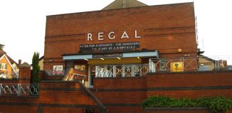The Regal Theatre in Stowmarke. Photo, Chris Holifield
