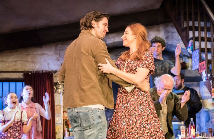 Jez Butterworth's 'The Ferryman' Charts Course for Broadway