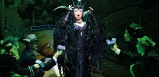 Elaine Paige in Dick Whittington at the London Palladium. Photo: Paul Coltas