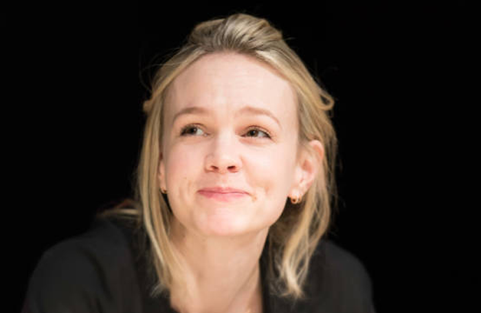 Carey Mulligan in rehearsals for Girls and Boys. Photo: Johan Persson