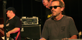Actor Hugh Laurie has released two critically well-received albums of blues music. Photo: Shutterstock