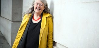 Mary Beard. Photo: BBC/Andrew Hayes-Watkins