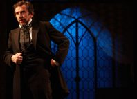Phil Daniels in Dr Jekyll and Mr Hyde at Rose Theatre, Kingston. Photo: Mark Douet