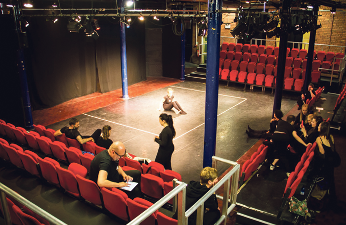 The theatre at ALRA North. Photo: ALRA