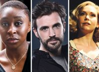 Performers including Cynthia Erivo, Michael Xavier and Emma Williams (pictured performing in Mrs Henderson Presents in 2016) have expressed concerns over the quality and affordability of theatre digs. Photos: Darren Bell, Greg Goodale and Nobby Clark