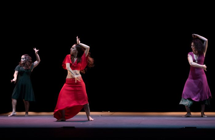 Isabel Bayon's Dju Dju at Sadler's Wells, London. Photo: Alejandro Espadero