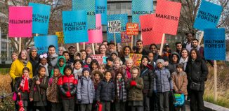 Waltham Forest has been named the first London borough of culture.