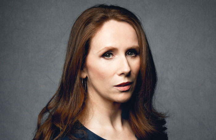 Catherine Tate will be hosting the Olivier Awards on April 8 at the Royal Albert Hall. Photo: Matt Crockett