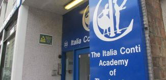 Drama school Italia Conti Academy is understood to be considering a sale of its principal central London premises