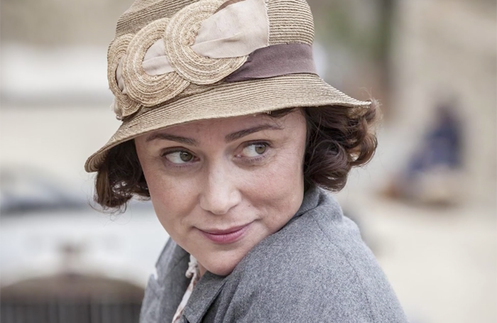 Keeley Hawes in The Durrells. Photo: ITV