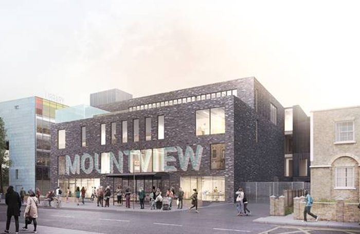 Mountview Given 163 800k By Sadiq Khan Towards New Peckham Home