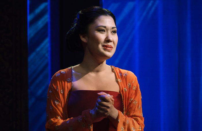 Ruthie Ann Miles in The King and I. Photo: Paul Kolnik
