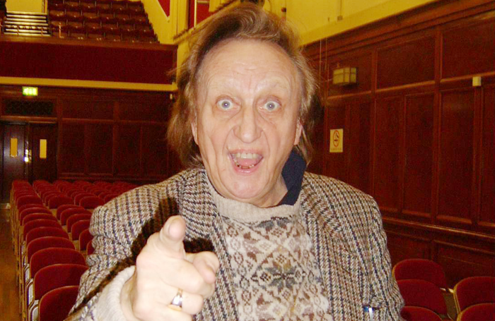 Ken Dodd in 2006. Photo: David E Ellis