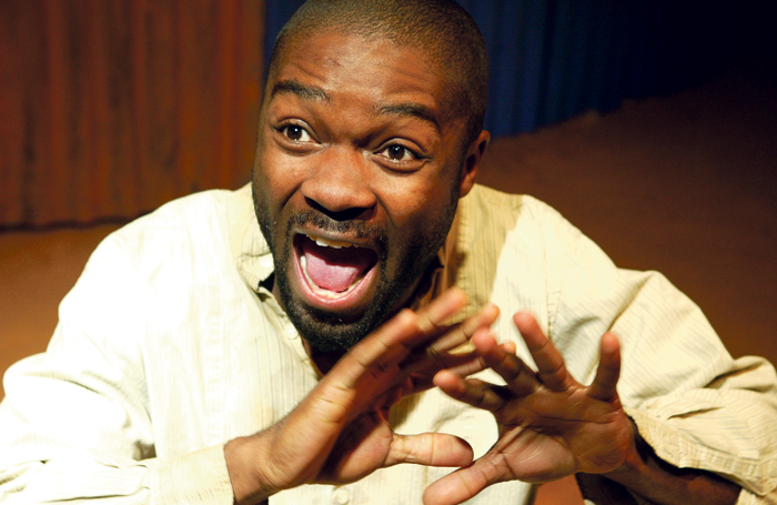 David Oyelowo. Photo: Tristram Kenton