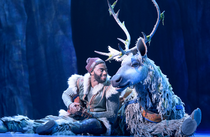 'Frozen: The Broadway Musical' takes center stage in highly-anticipated production