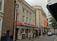 Camden Council has now approved plans for the Ambassadors Theatre's redevelopment as the Sondheim Theatre