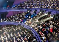 Audiences at The Lowry, which set up the buddy scheme late last year