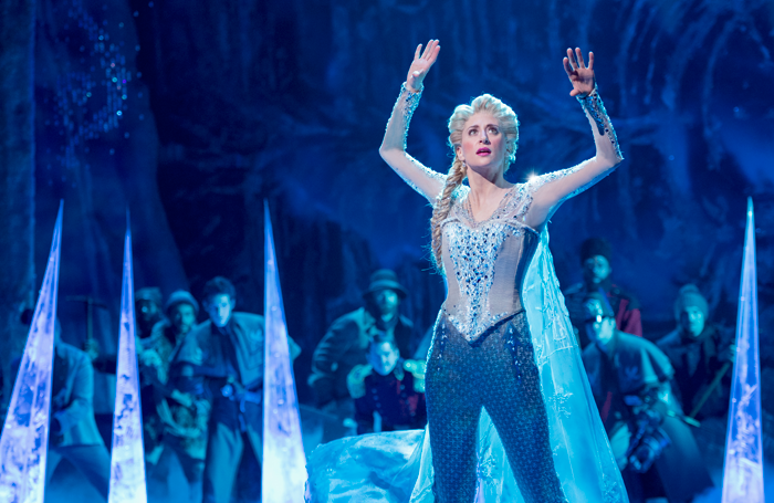 Watch the New Trailer for Broadway's 'Frozen'!