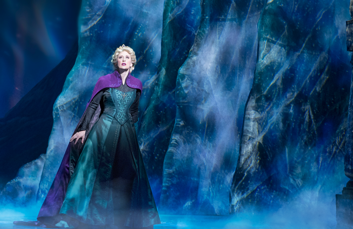 Disney's Frozen Melts Our Hearts on Opening Night