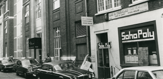 Soho Poly. Photo: University of Westminster archive
