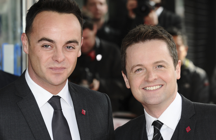 Ant and Dec. Photo: Featureflash Photo Agency/Shutterstock
