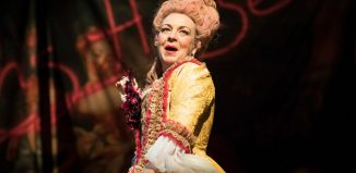 he Fantastic Follies of Mrs Rich. Photo: Helen Maybanks