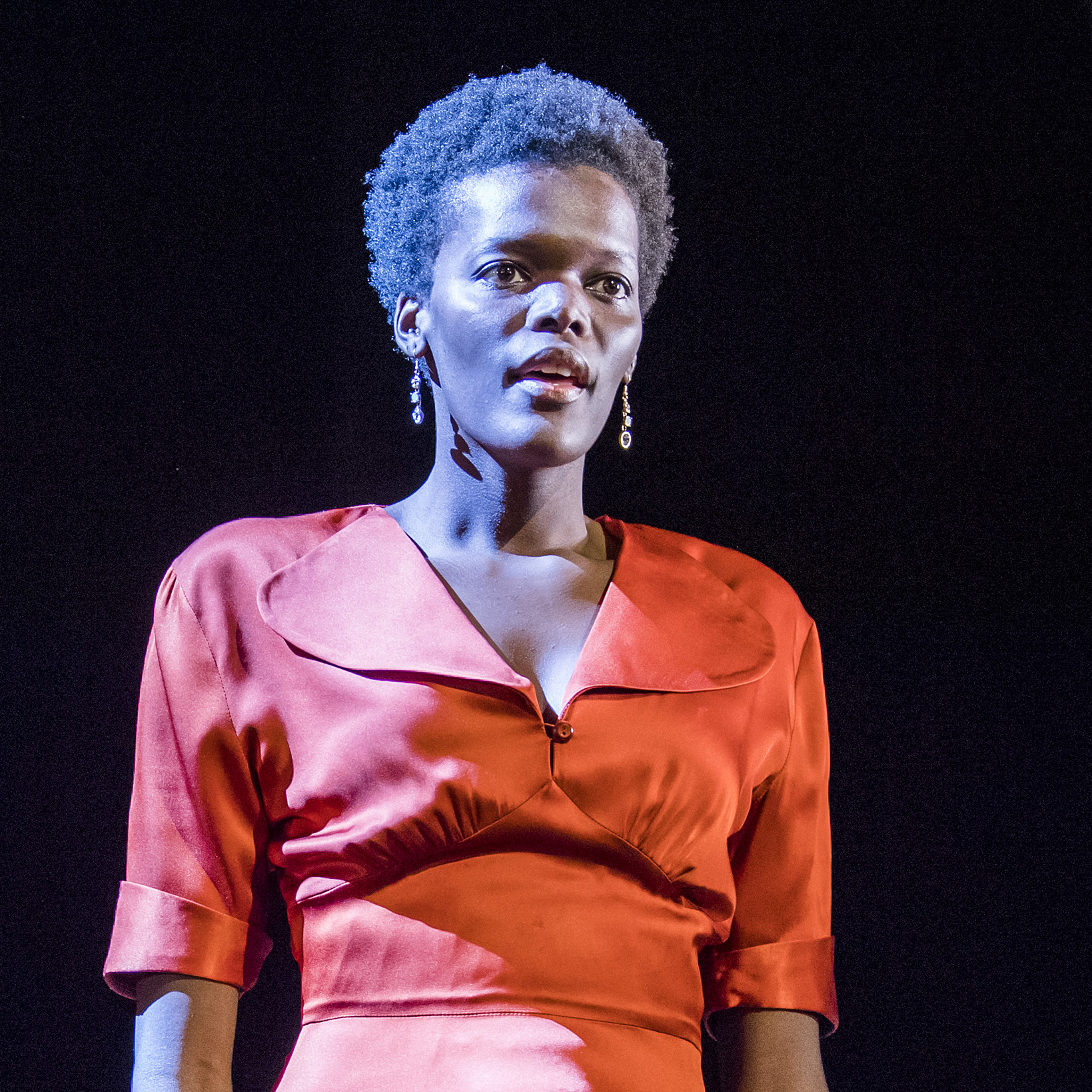 Sheila Atim in Girl from the North Country. Credit: Tristram Kenton